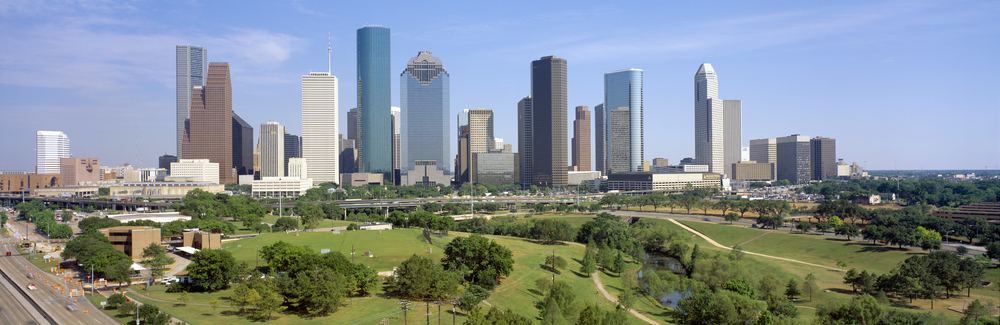 We are located in Houston, TX