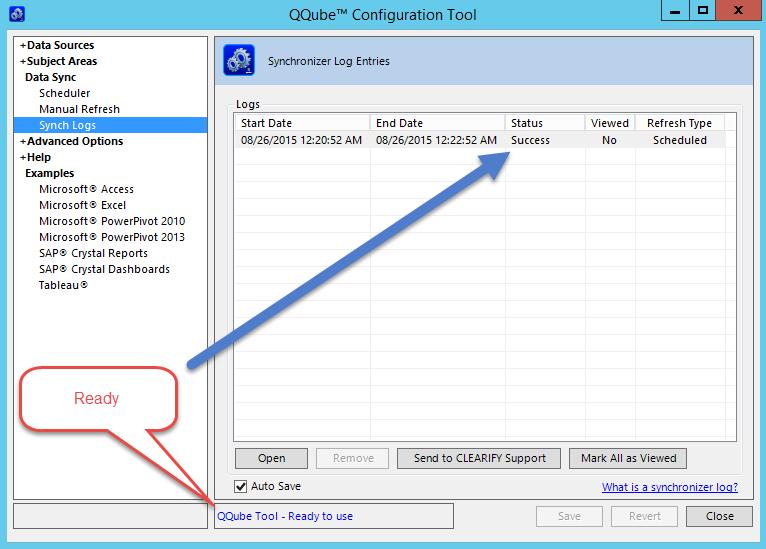 QQube Configuration Tool - QQube Tool Ready to Use