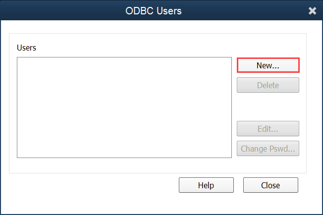 QQube Configuration - Create Custom Report User Step 3