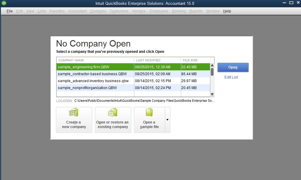QQube Configuration Tool - Multiple Companies, Leave QuickBooks Open to No Company