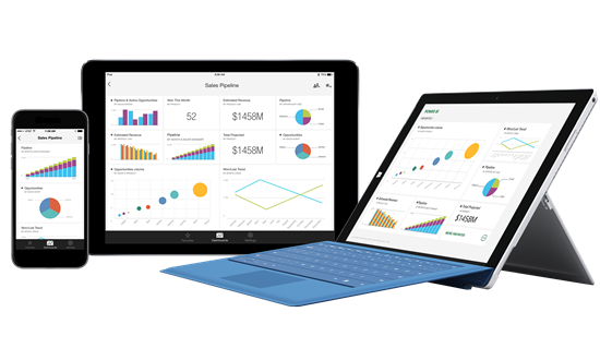 Power BI on Any Mobile Device